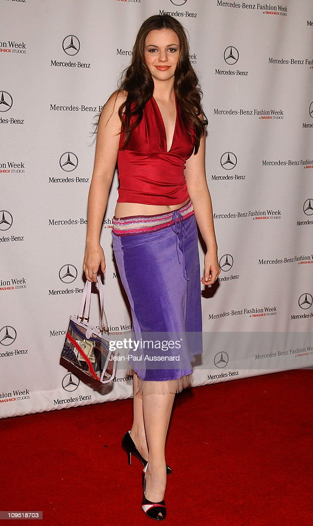 Mercedes-Benz Fall 2004 Fashion Week at Smashbox Studios - Day 1 - Arrivals