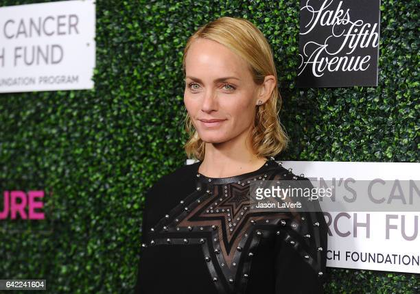Amber Valletta attends An Unforgettable Evening at the Beverly Wilshire Four Seasons Hotel on February 16 2017 in Beverly Hills California