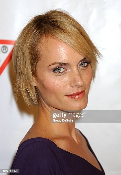 Amber Valletta during The 15th Carousel Of Hope Ball Arrivals at Beverly Hilton Hotel in Beverly Hills California United States