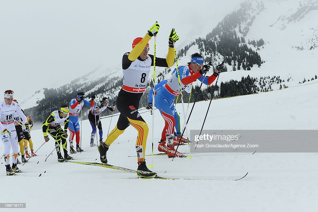 FIS World Cup - Cross Country - Men's 15km Mass Start