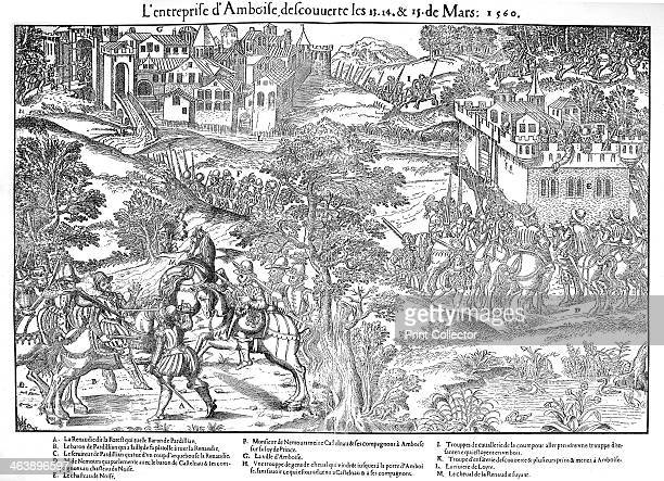 Amboise Enterprise or Conspiracy French Religious Wars March 1560 The Amboise Enterprise was a Huguenot plot against the Catholic Guise faction led...