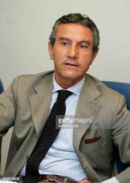 Ambrogio Prezioso President of the Industrial Union of Naples