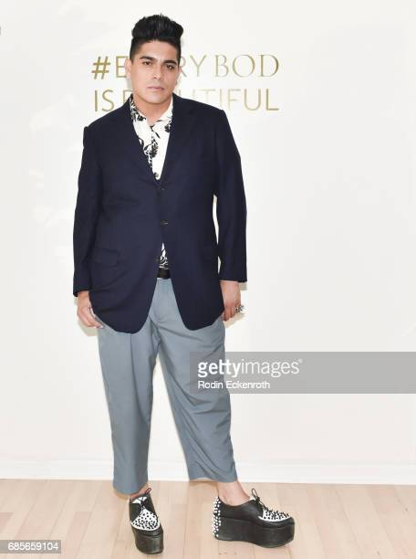 Ambrose Respicio attends the grand opening of The Bod by Kym Herjavec on May 19 2017 in Beverly Hills California