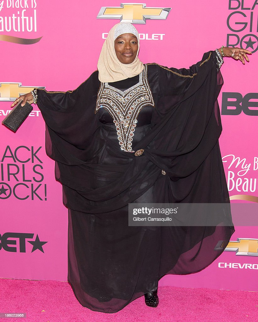 Ameena Matthews attends Black Girls Rock! 2013 at New Jersey Performing Arts Center on October 26, 2013 in Newark, New Jersey.