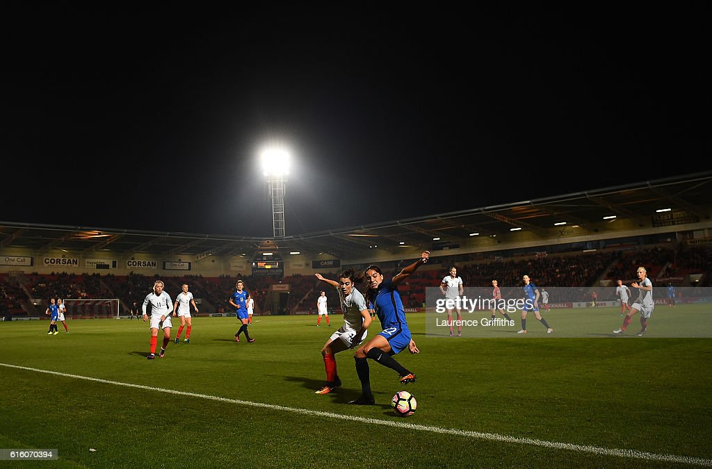 England Women v France Women - International Friendly