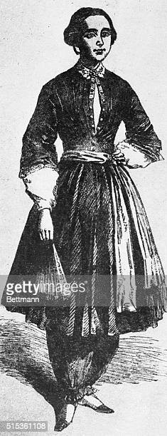 Amelia Bloomer American reformer who wrote articles on woman's rights issues and founded and edited the feminist paper Lily She is best known for her...