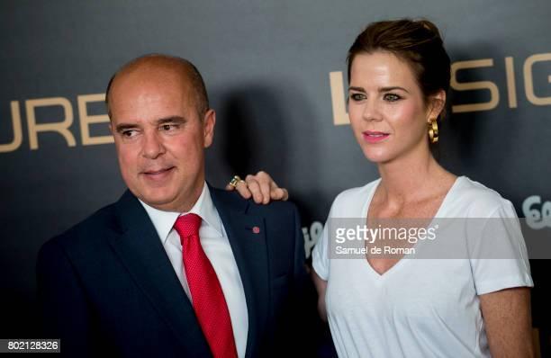 Amelia Bono attends LG Signature Presentation on June 27 2017 in Madrid Spain