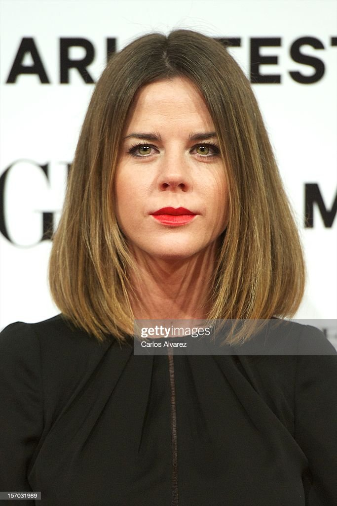 Amelia Bono attends the Vogue & Mario Testino party at Fernan Nunez Palace on November 27, 2012 in Madrid, Spain.