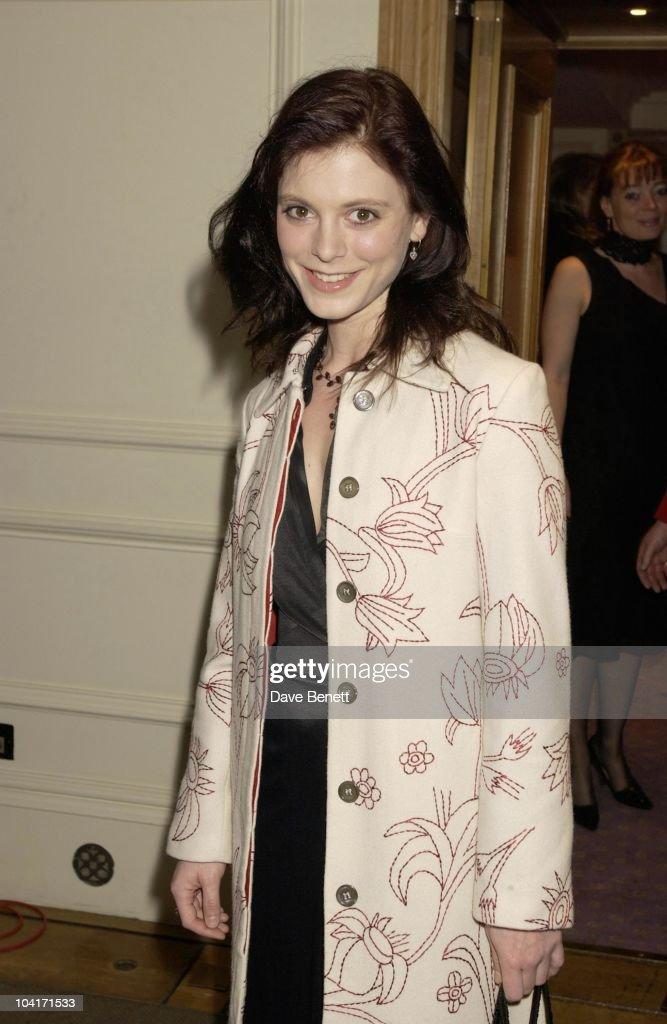 Amelia Fox, Evening Standard Film Awards, At The Savoy Hotel, London