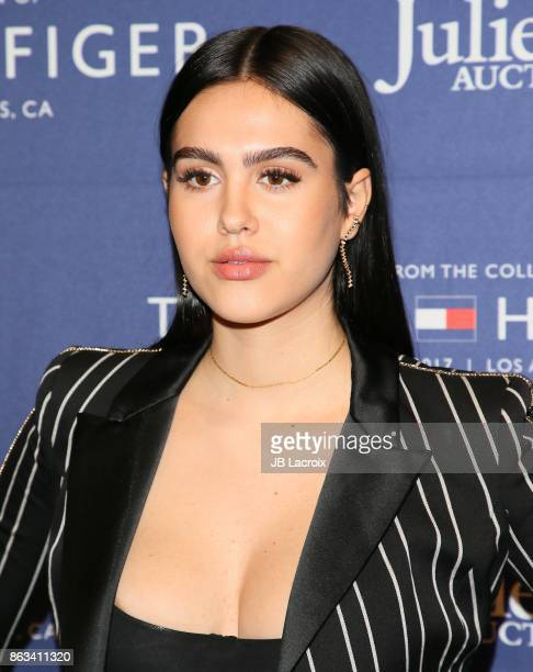 Amelia Gray Hamlin attends Julien's Auctions and Tommy Hilfiger VIP reception on October 19 2017 in Los Angeles California