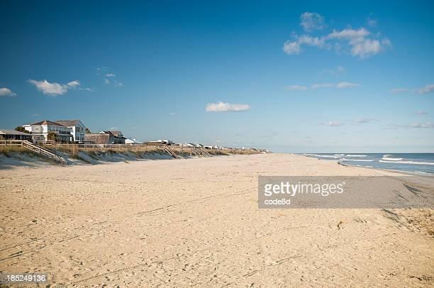 Amelia Island Beach in Florida, USA