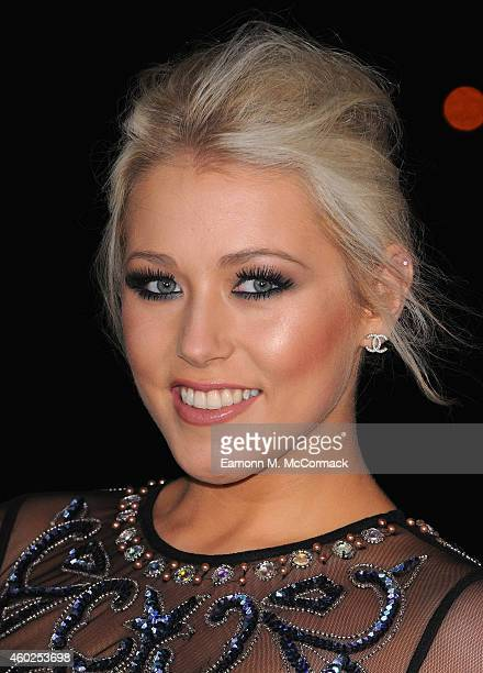 Amelia Lily attends A Night Of Heroes The Sun Military Awards at National Maritime Museum on December 10 2014 in London England