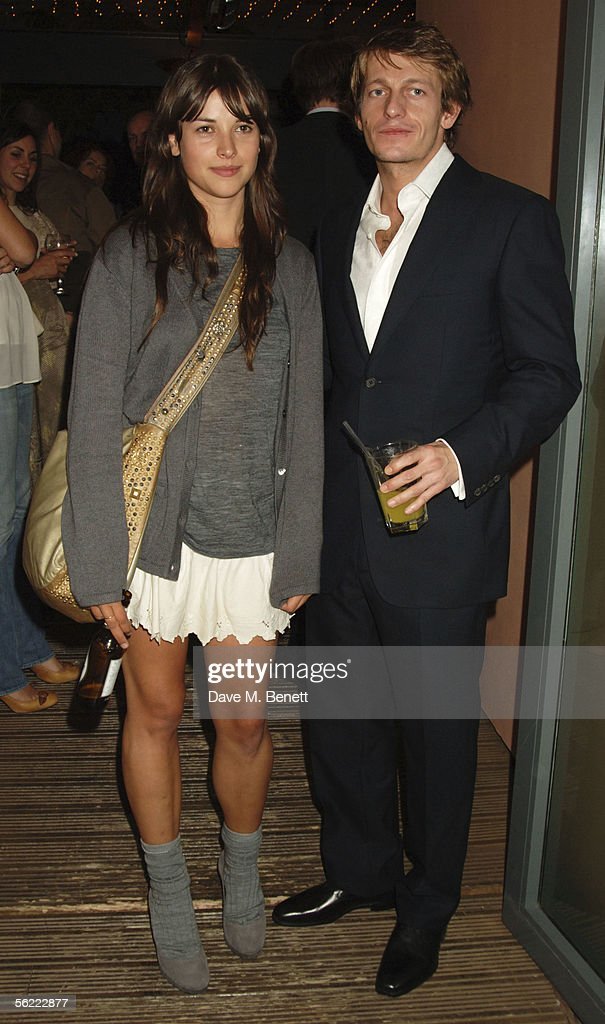 Amelia Warner and Leo Gregory attend the aftershow party followlng the UK Premiere of 'Stoned,' at Century on November 17, 2005 in London, England. The British film chronicles the life and death of Rolling Stones co-founder Brian Jones, found drowned just weeks after being let go from the band.