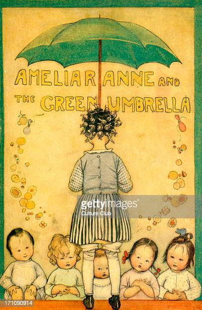 ' Ameliaranne and The Green Umbrella ' by Constance Heward Book cover Cover illustration by Susan Beatrice Pearse First edition published by George G...