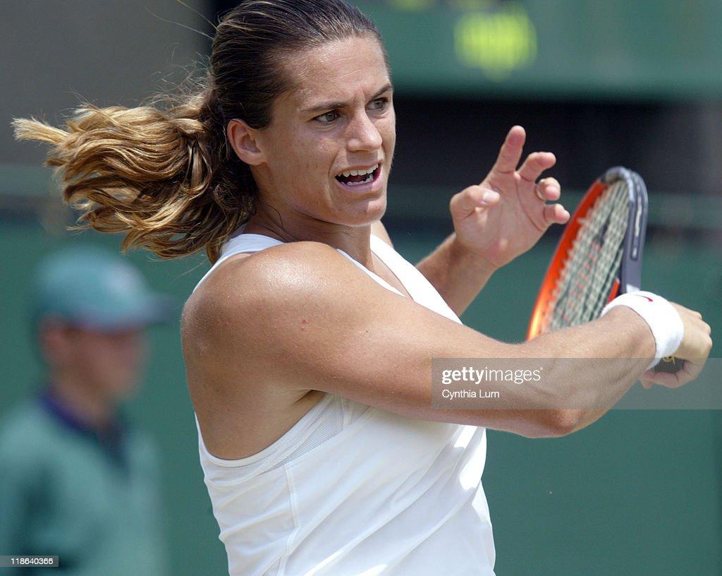 2004 Wimbledon Championships La s Singles Fourth Round