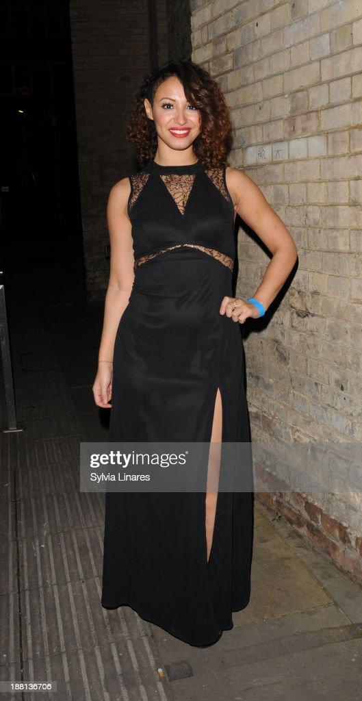 Celebrity Sightings In London - November 15, 2013