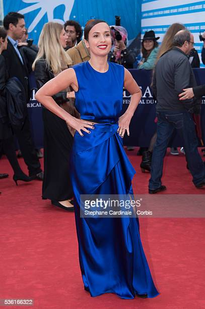 Amelle Chahbi attends the 'Life' Premiere during the 41st Deauville American Film Festival on September 5 2015 in Deauville France