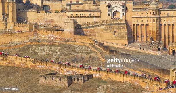 Amer(Amber) fort, Jaipur, Rajasthan