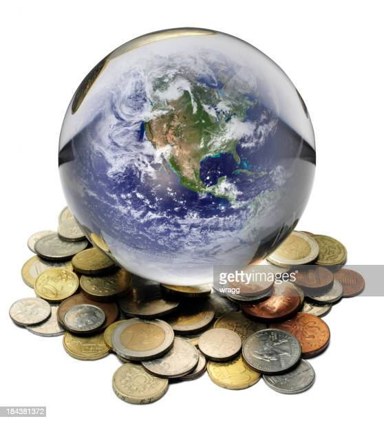America and World Currency in a Crystal Ball