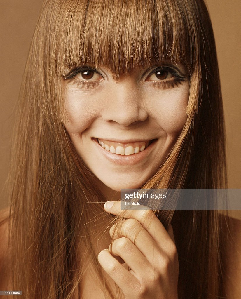 America fashion model Penelope Tree on 26th June 1967. (Photo by Lichfield/Getty Images).