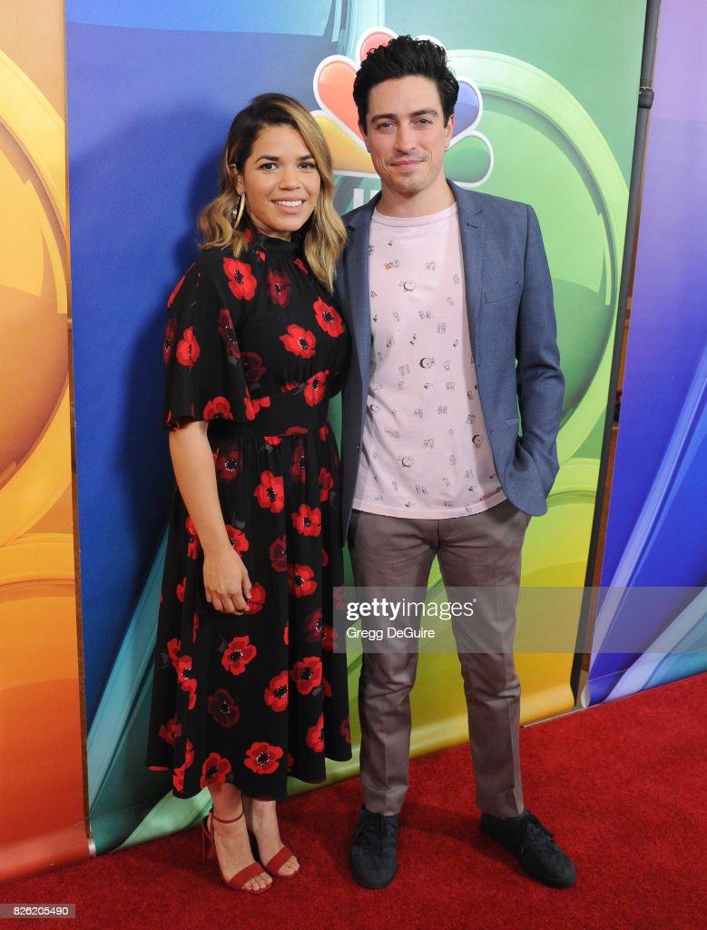 2017 Summer TCA Tour - NBC Press Tour - Arrivals