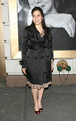 America Ferrera attends the opening night of 'God of Carnage' on Broadway at the Bernard Jacobs Theatre on March 22 2009 in New York City