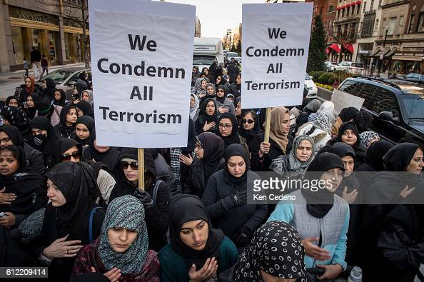 Shia Islam In The Americas: Shia Muslims Unite Against Terrorism Pictures