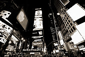 America, United States, New York, Times Square