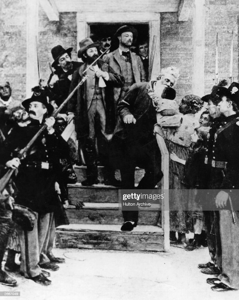 the views of john brown during and after the civil war During the civil war, the north began to dominate the south after the battle at avicksburg was asked by shelly notetaker on may 31 2017 209 students have viewed the answer on studysoup.