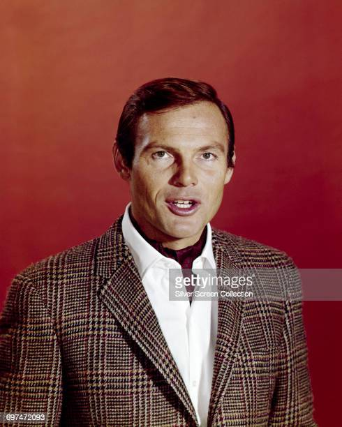 American actor Adam West best known for his role as Batman in the popular television series circa 1965