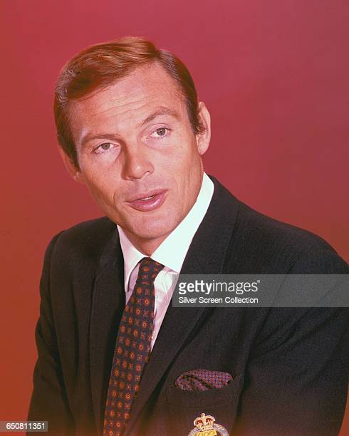 American actor Adam West famed for his role in the television series 'Batman' circa 1965