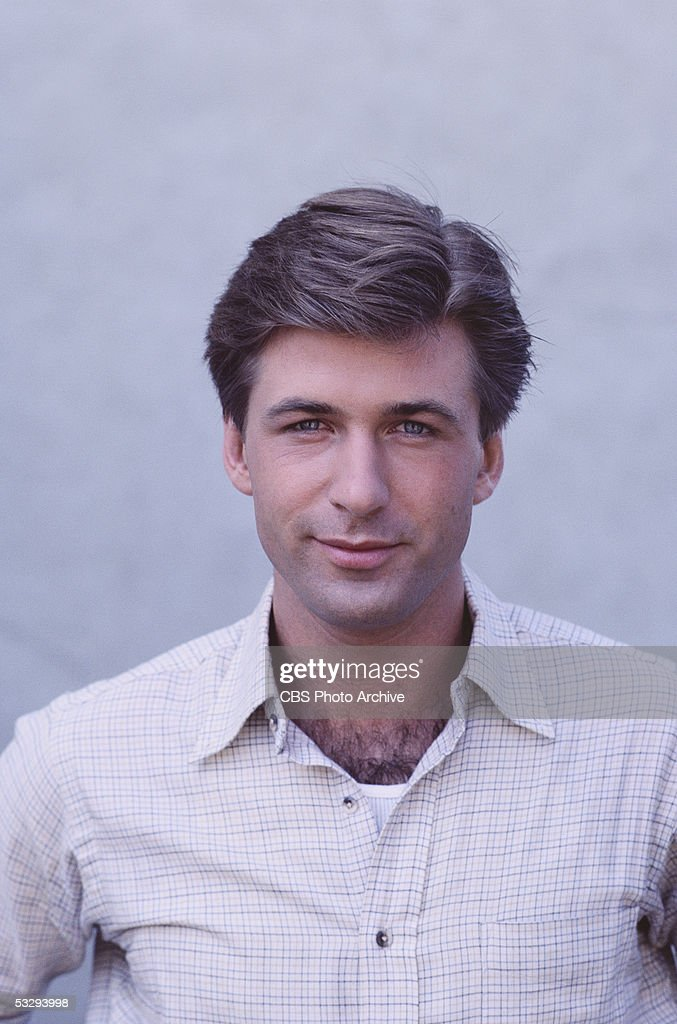 American actor <a gi-track='captionPersonalityLinkClicked' href=/galleries/search?phrase=Alec+Baldwin&family=editorial&specificpeople=202864 ng-click='$event.stopPropagation()'>Alec Baldwin</a> (as Joshua Rush) in the episode 'Hanging Fire' of the CBS prime time soap opera 'Knot's Landing,'