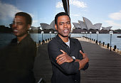 American actor and comedian Chris Rock poses during a photo shoot at The Rocks on March 5 2015 in Sydney Australia to promote his new film 'Top Five'