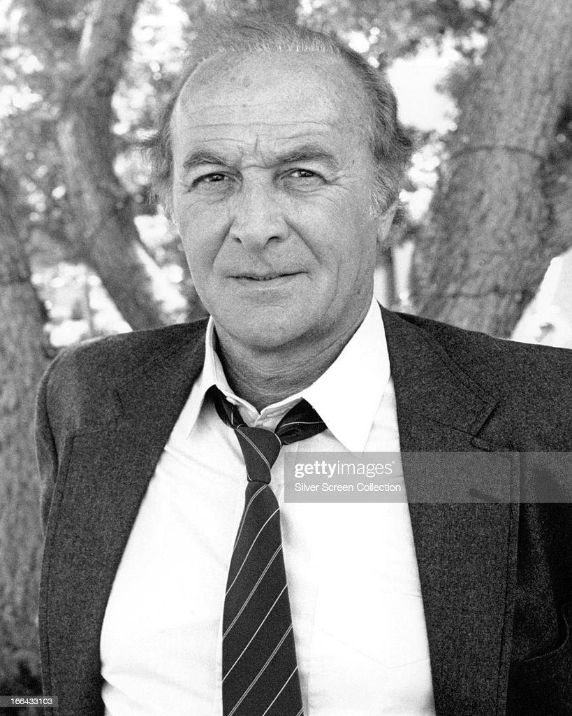 American actor and director Robert Loggia circa 1980
