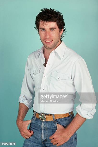 American actor and producer John Travolta