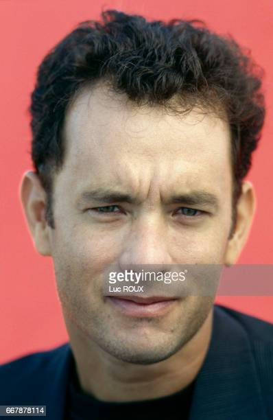 American Actor and Producer Tom Hanks