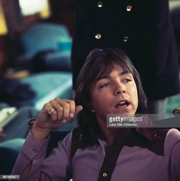 American actor and singer David Cassidy circa 1973