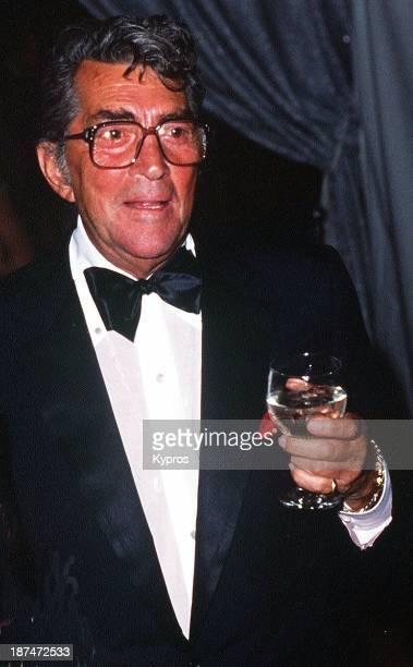American actor and singer Dean Martin circa 1988