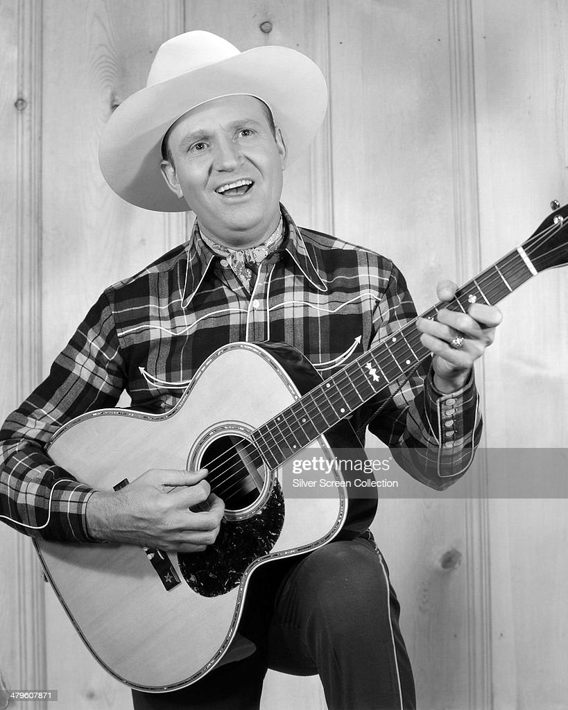 gene autry i've got spurs
