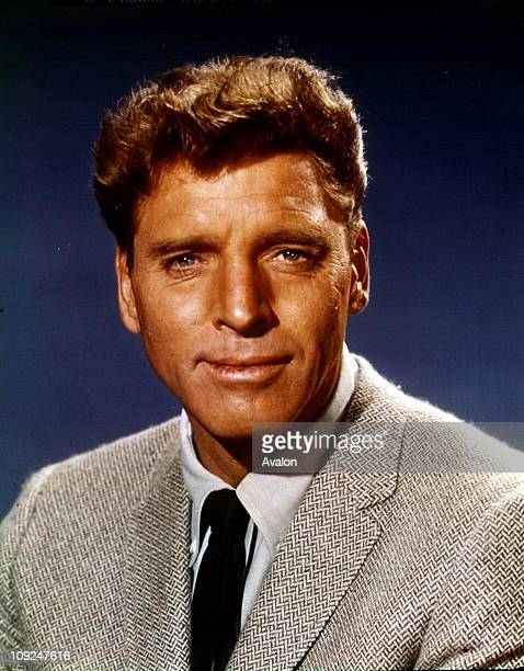 American Actor Burt Lancaster Born New York USA July 1969