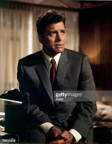 American Actor Burt Lancaster Born New York USA March 1971