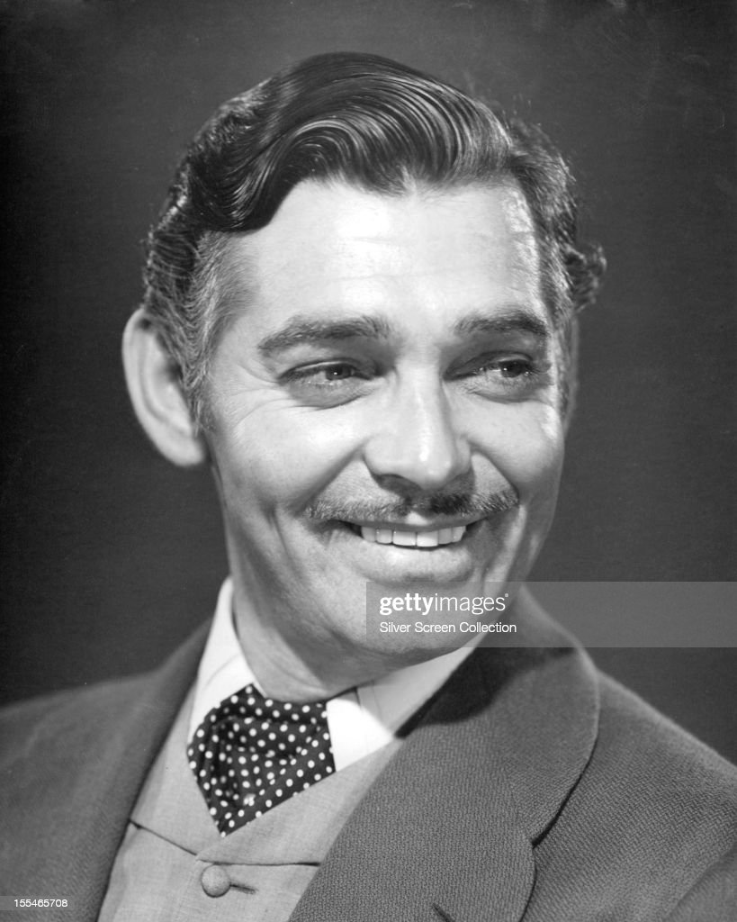 American actor Clark Gable as he appears in 'Gone With The Wind' directed by Victor Fleming 1939