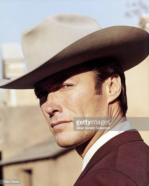 American actor Clint Eastwood as Deputy Sheriff Walt Coogan in 'Coogan's Bluff' directed by Don Siegel 1968