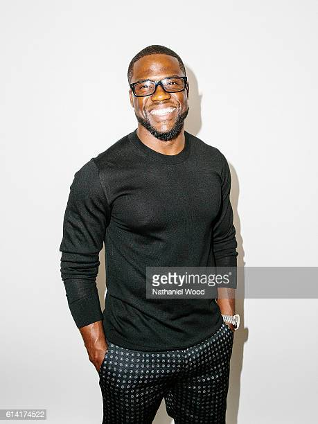 American actor comedian writer and producer Kevin Hart is photographed for GQcom on June 28 2016 in Los Angeles California