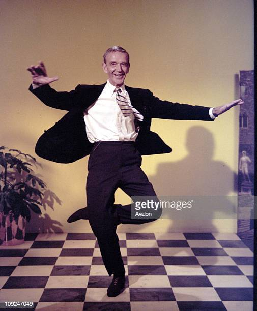American Actor Dancer and Singer Fred Astaire