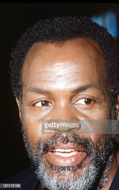 American actor Danny Glover circa 1992