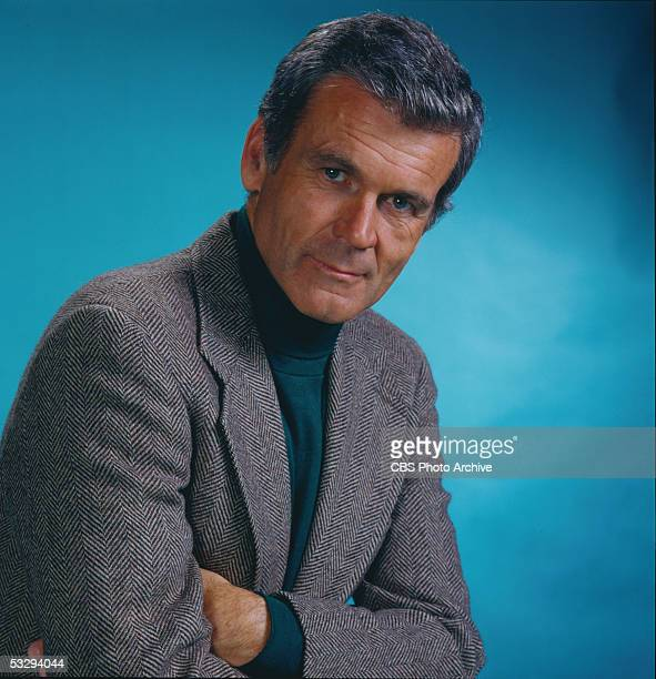 American actor Don Murray of the CBS prime time soap opera 'Knot's Landing' november 1979
