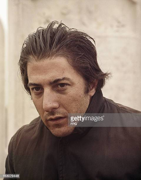 American actor Dustin Hoffman as Ratso in the film 'Midnight Cowboy' 1969