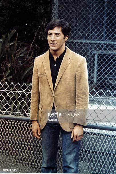 American Actor Dustin Hoffman