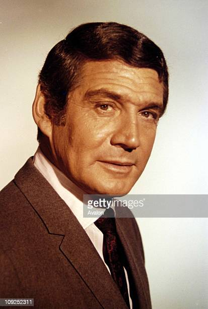 American Actor Gene Barry